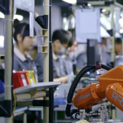 The robot revolution manufacturing 2.0