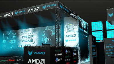 Rapoo unveiled V-series Products at GamesCom