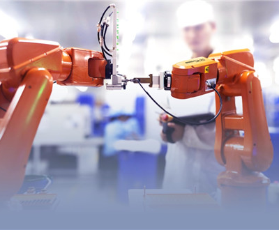 Remarkable Ingenuity and Intelligence Rapoo's Robotic Peripheral Automated Production Equipment Video